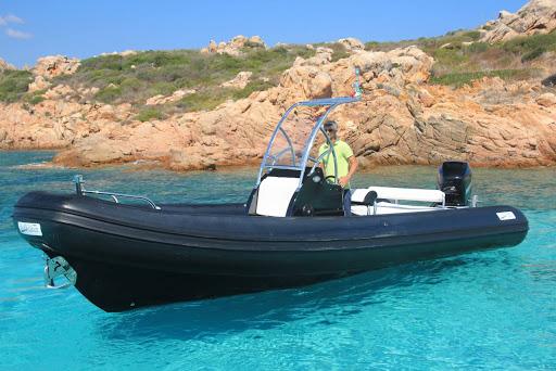 Sea Water -Smeralda 250 (7,5mt)